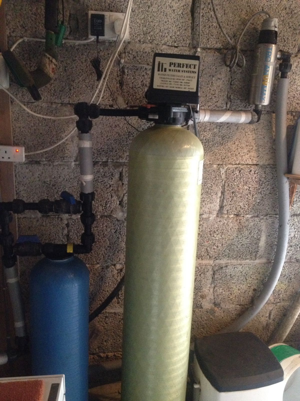 Water-Softener-Installation